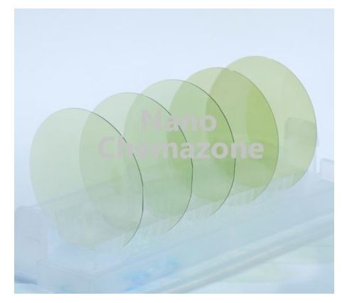 Silicon Carbide Wafers N-Type (Phosphorus Doped)