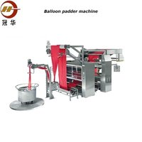 Balloon Padder Machine