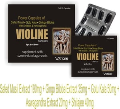 VIOLINE CAPSULE