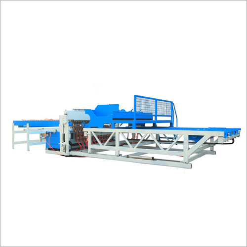 Welding Mesh Machine