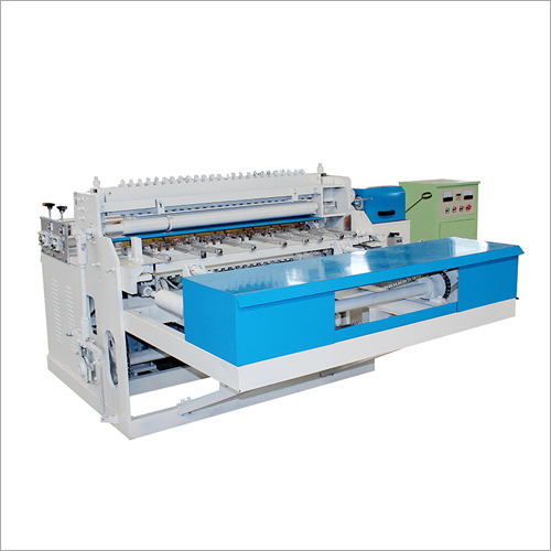 Welded Roll Mesh Welding Machine