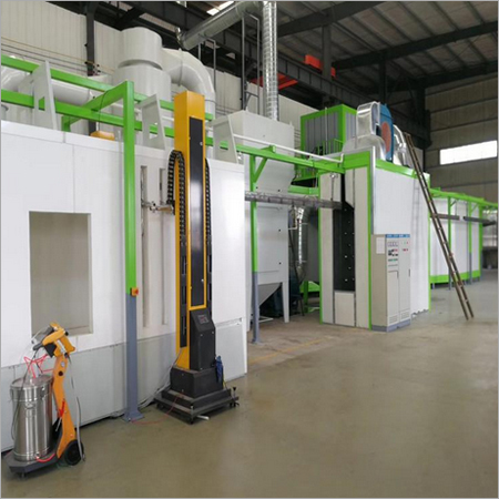PVC Coating Production Line