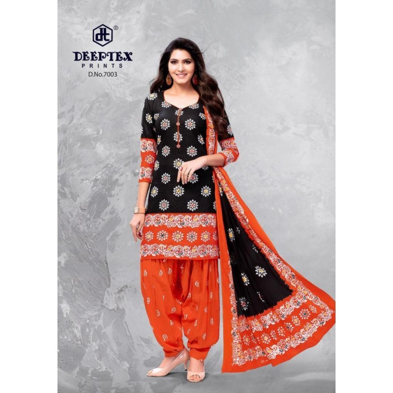 PURE COTTON PRINTED DAILY WEAR DRESS MATERIAL COLLECTION