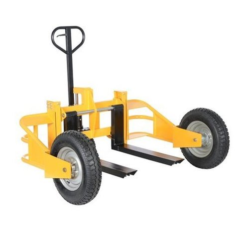 Material Handling Trolley and Wheels