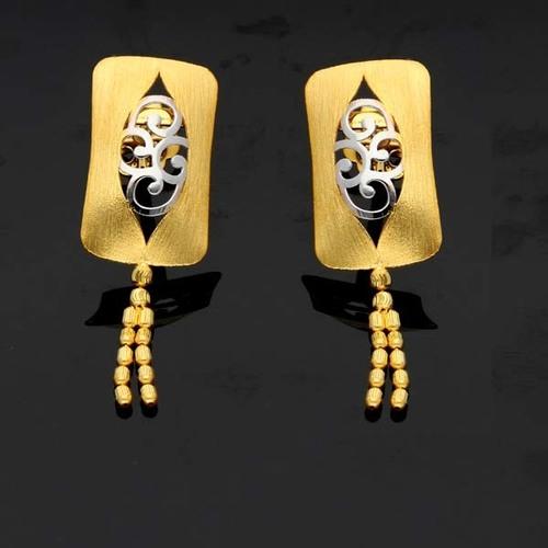 Rectangular Gold Tops