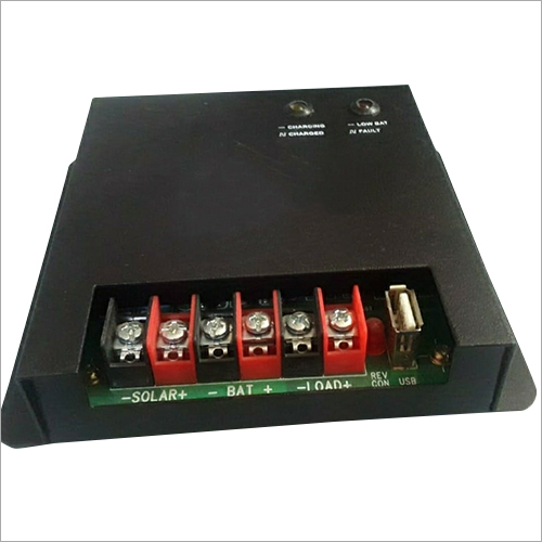 PWM Solar Charge Controller 12/24V-10amp LED Display