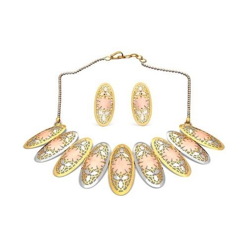 Designer Gold Necklace