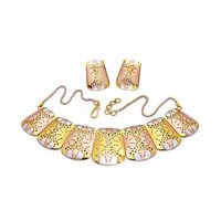 Hanging Italian Necklace Set