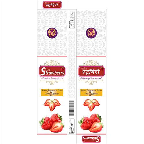 Strawberry Fragrance Incense Stick