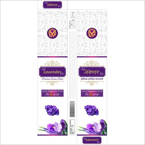 Lavender Fragrance Incense Stick