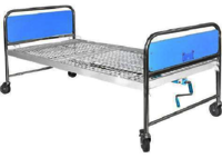 Hospital Manual Bed Single Crank R10 wholesale only