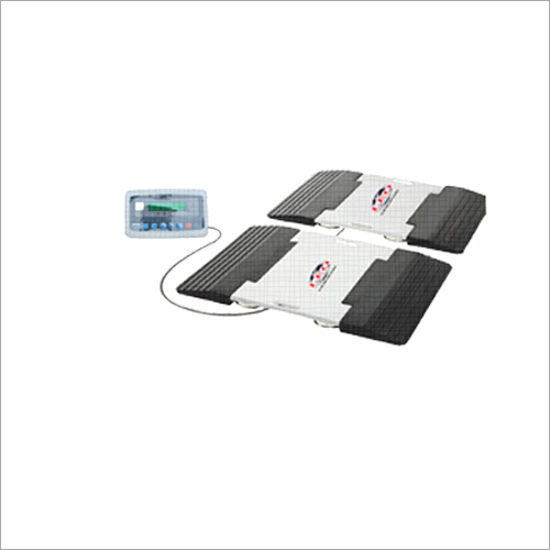 Axle Weighing Pad