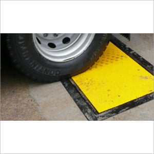 Axle Weigh Motion Pad