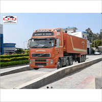 Pit Type Platform Weighbridge