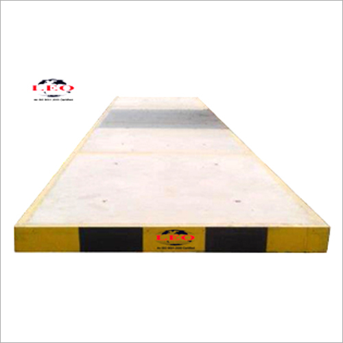 RCC Platform Weighbridge