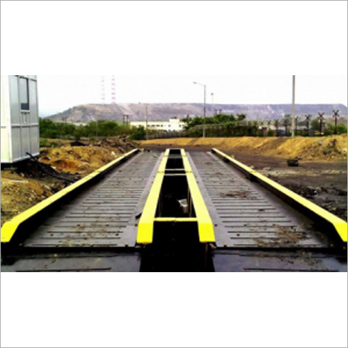 Mobile Platform Weighbridge