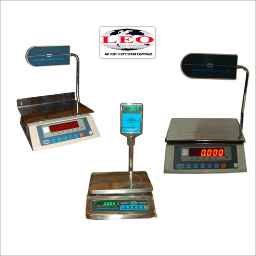 Table Top Weighing Counting Scale