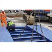 Pit Type Platform Weighbridge