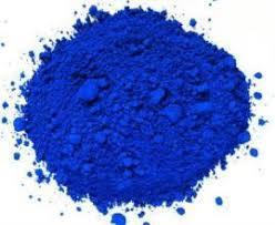 Copper phthalocyanine blue