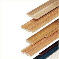 embossed wood mouldings