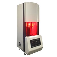 Rubber No Rotor Rheometer Testing Machine
