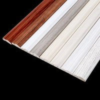 Environmental Protection Solid Wood Decorative Wall Panels