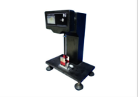 Digital Charpy Impact Testing Machine , LCD Plastic Testing Machine