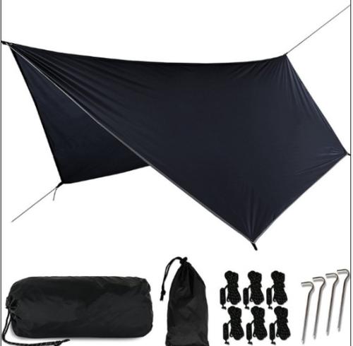Hammock Tarp Rain Fly for Extreme Waterproof Protection