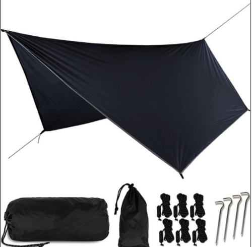 Hammock Tarp Rain Fly for Extreme Waterproof Protection