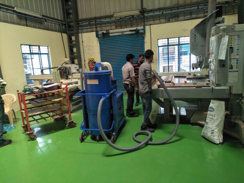 Wet Dry Cyclone Vacuum Cleaner
