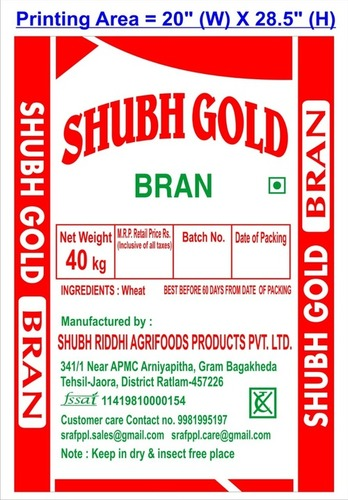 Shubh Gold Bran (Chapad)