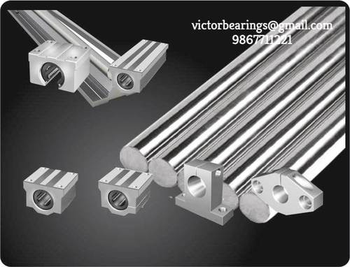 KHS Linear Motion Shaft With Support