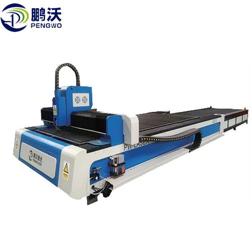 Heavy Duty High Precision Optical Fiber Laser Cutting Machine
