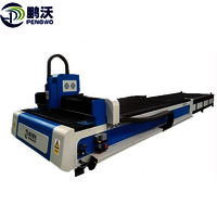 Heavy Duty High Precision Optical Fiber Laser Cutting Machine