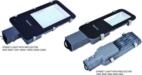 120W Led Street Light with Reflector