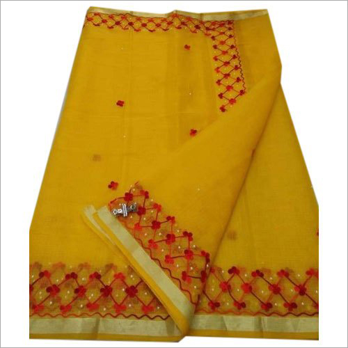 Ladies Kota Aari Work Saree