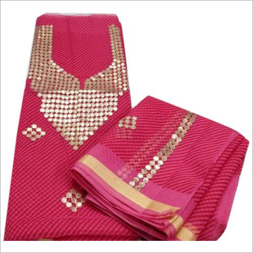 Kota Cotton Suit Material