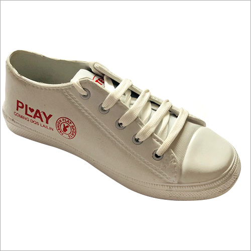 Boys Casual White Sneaker Shoes