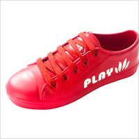 Boys Red Sneaker Shoes