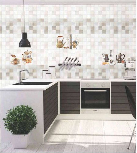 Glossy Ceramic Wall Tiles 300x450 MM