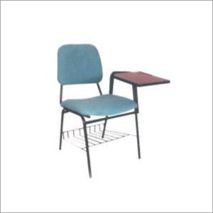 Office Chair With Writing Pad