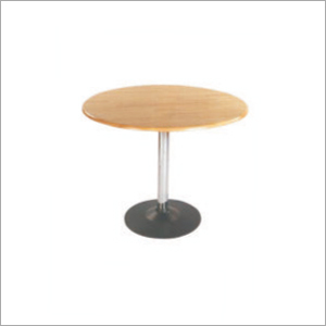 Cafe Table And Stand