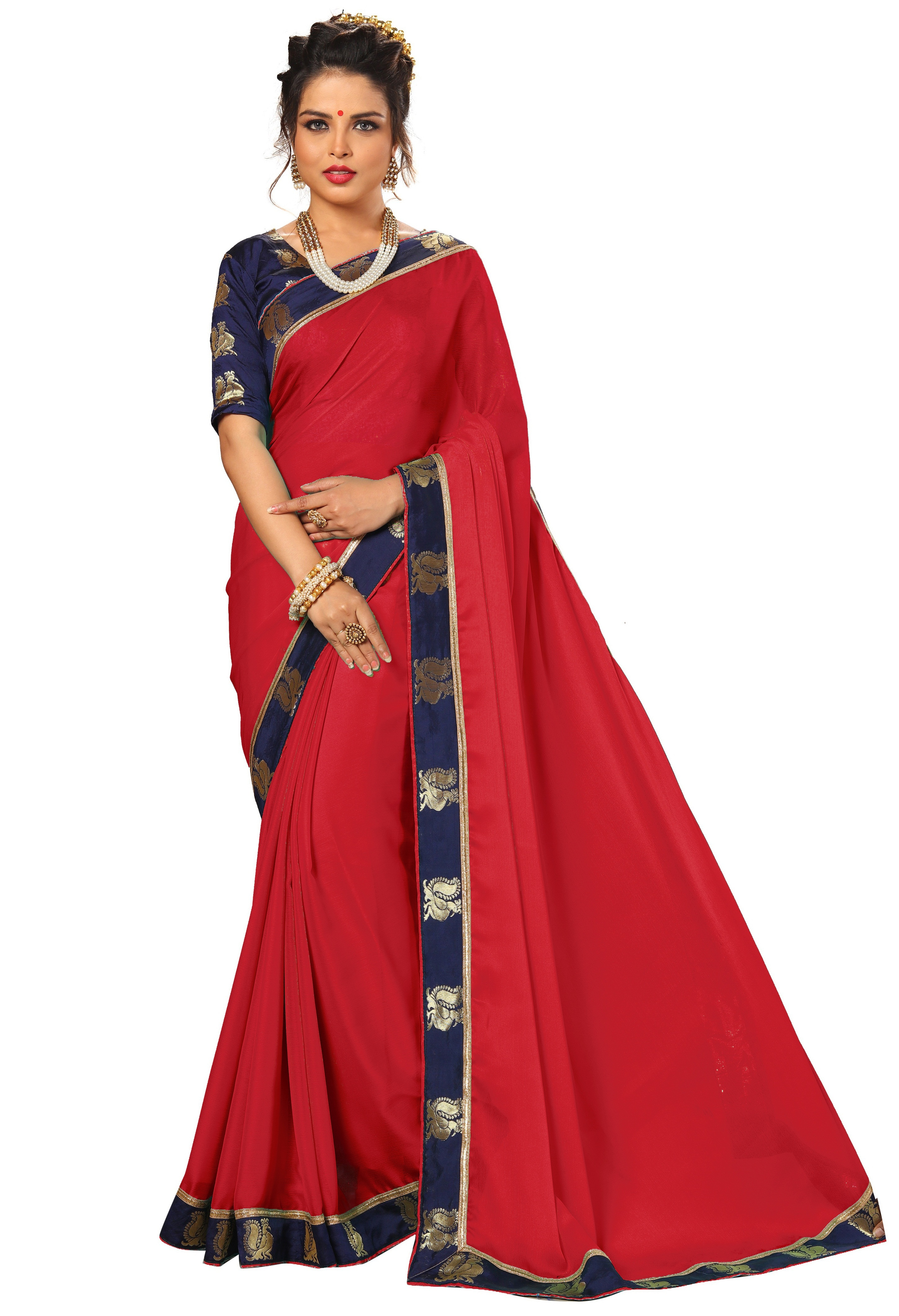 Chiffon Daily Wear Saree
