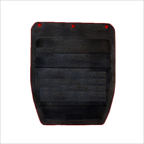 Two Wheeler Rubber Mud Flap