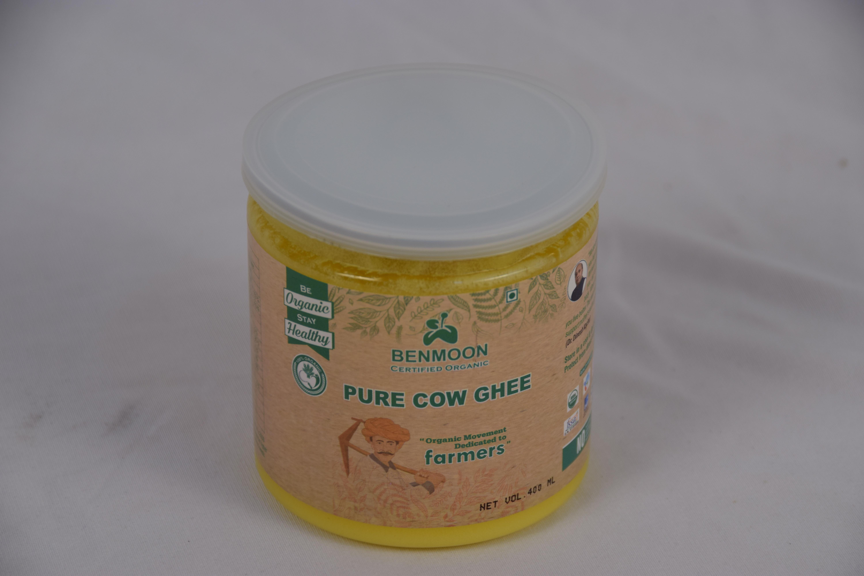 Cow Ghee (Clarified Butter)