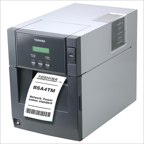 Toshiba  Industrial Barcode Printer
