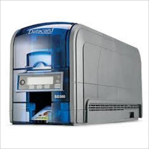 Data Card ID Card Printer Dual Side