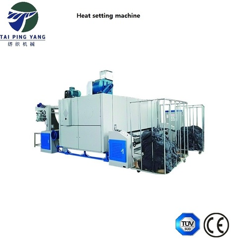 HEAT SETTING MACHINE