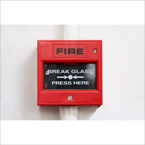Est Break Glass Fire Alarm