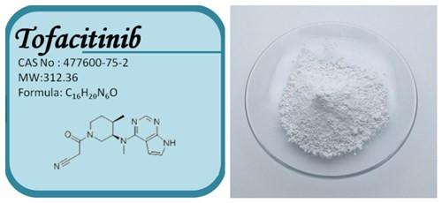 tofacitinib citrate 99%,477600-75-2